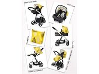 Cosatto Giggle 2 travel system Pushchairs