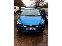 Ford Focus for sale with 1 year MOT