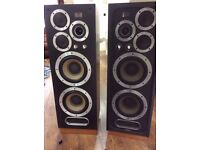 Wharfedale E90 Hifi Speakers