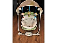 FOR SALE BABY SWING