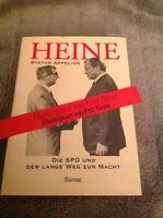 SPD Fritz Heine von Stefan Appelius signiert Autogramm Bonn - Bad Godesberg Vorschau