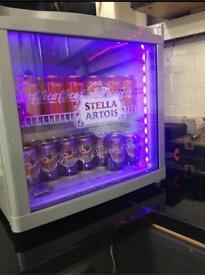 Stella Artois Mini / Medium Beer Garden Work Top Fridge