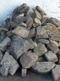 FREE! Pile of lovely Durham sandstone!