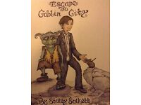 ESCAPE TO GOBLIN CITY BY STACEY SACKETT