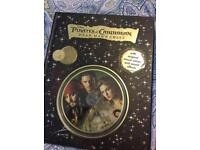 PIRATES OF THE CARIBBEAN DEAD MANS CHEST CD STORYBOOK