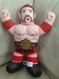Wrestling Celtic Warrior soft figure