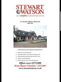 Great family house for sale in mintlaw
