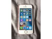 iphone se 64gb gold rose unlocked