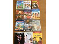 Collection of DVDs for the whole family