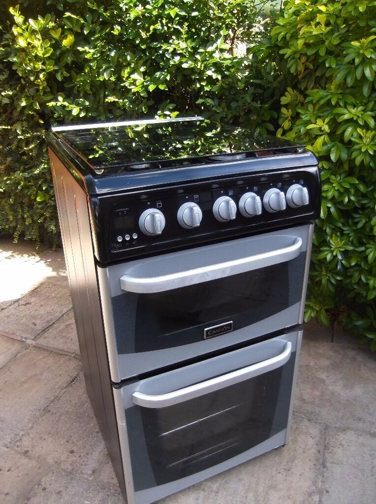 Gas cooker Cannon Cucina free standing 50 cm wide.   in Salisbury ...