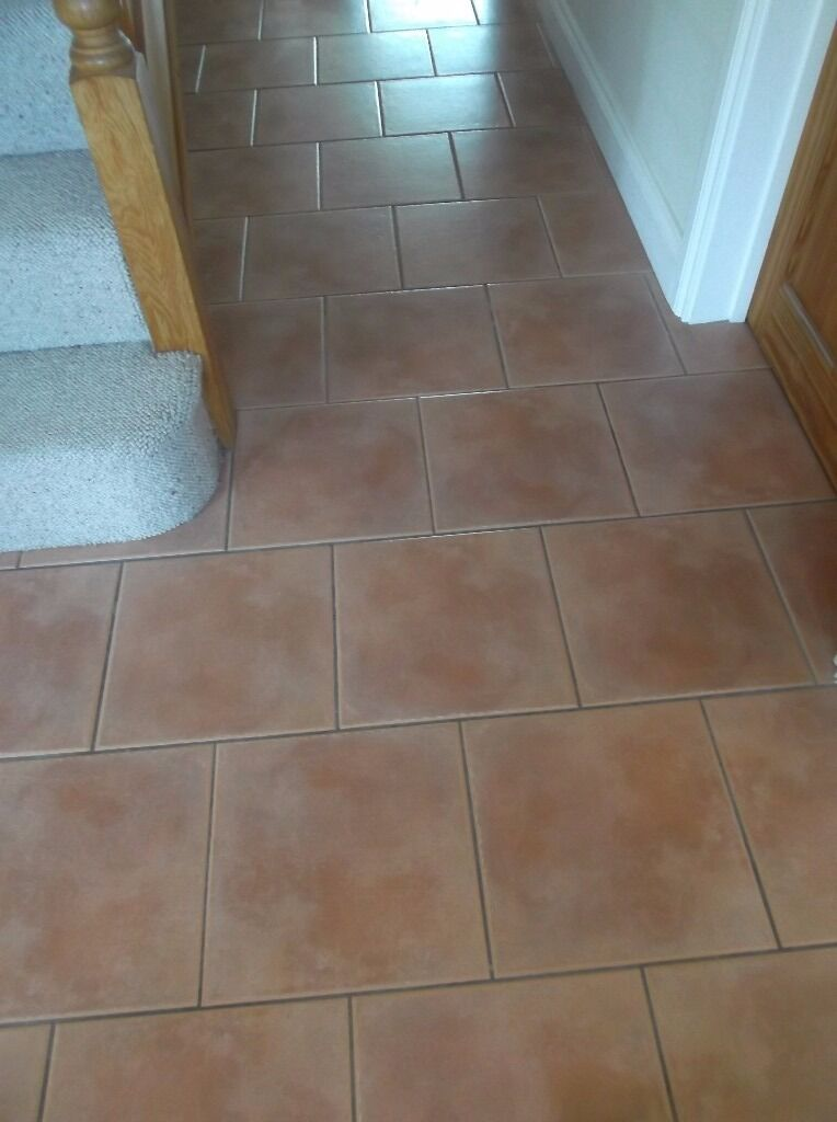 Terracotta Colour Ceramic Floor Tiles In Farnham Surrey Gumtree
