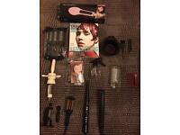 Hairdressing kit