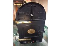 Victorian Baked potato oven oven