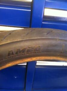 AVON ROADRUNNER AM20 90/90H21 54H FRONT TIRE Windsor Region Ontario image 3