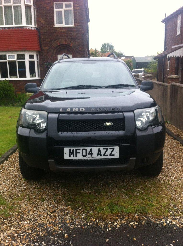 land rover freelander td4 se 2004 in doncaster south. Black Bedroom Furniture Sets. Home Design Ideas