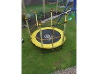 5ft Trampoline As New