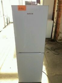 White Servis A++ Class Frost Free Fridge Freezer (BRING YOUR OLD ONE AND GET NEW-25%)