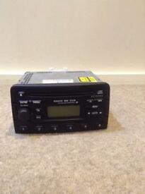 Ford 6000cd cd/rds radio