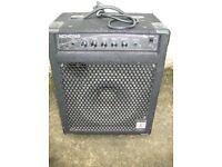 50w Bass amp