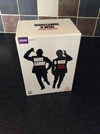 MORECAMBE & WISE DVD COLLECTION
