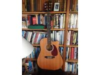 1998 Martin DC-1 first made in 1993- not your typical Martin acoustic