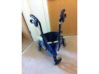 Tri-mobility walker