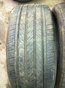 2 - Michelin All Season Tires - 235/50 R17