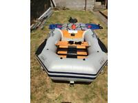 Inflatatable Tender Dinghy