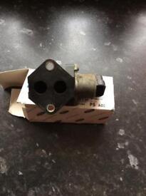 c idle contrill valve
