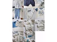 0-3 Months Baby Clothes Bundle