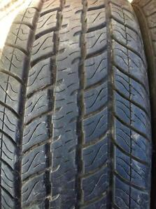 2 - Motomaster Total Terrain Tires with Very Good Tread - 215/70 R16