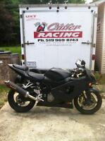 PARTING OUT A 2004 SUZUKI GSXR750 COMPLETE BIKE -FRONT WHEEL Windsor Region Ontario Preview