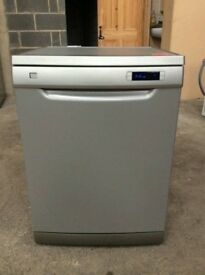 Kenwood Silver A++ Class Full Size Dishwasher (BRING YOUR OLD ONE AND GET NEW -25%)