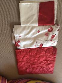 Double Quilt , 2 pillowcases and runner