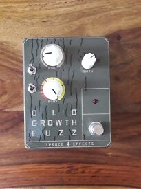 Spruce Effects Old Growth Fuzz Pedal