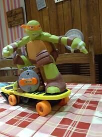 Remote control ninja turtle