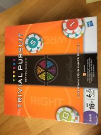 Trivial pursuit bet you know it brand new sealed