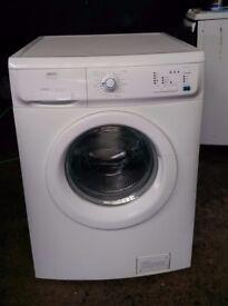 FREE DELIVERY Zanussi 6KG, 1400spin washing machine WARRANTY