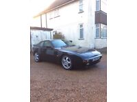 Porsche 944, 2.5 Lux, 1986, LONG MOT, PX/Swap, Reduced