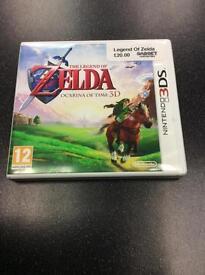 The legend of ZELDA on Nintendo 3DS