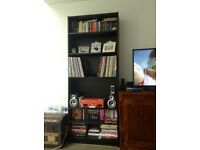 Large Black-Brown IKEA Bookcase