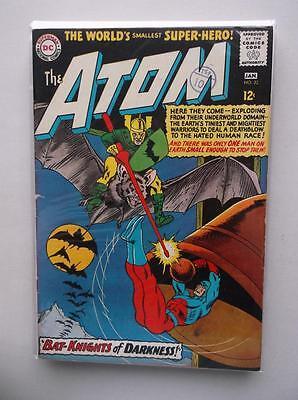 Atom (1962-1968) #22 FN