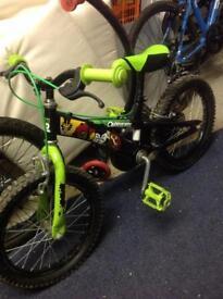 Ben 10 boys bike 16 inch