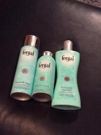 Fenjal-shower products