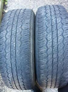 2 - Triangle  All Season Tires with Good Tread - 225/70 R16