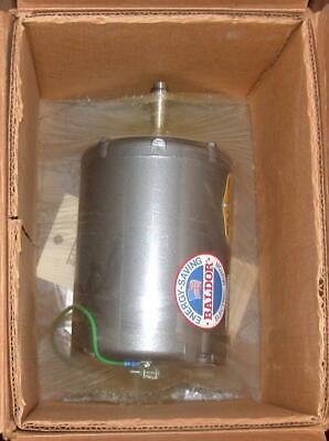 Baldor Rm3107 3-phase Ac Motor 12 Hp 208-230460 Vac
