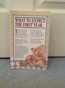 What To Expect The First Year (book)