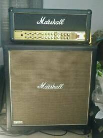 Marshall 150 head & 4x12 cab
