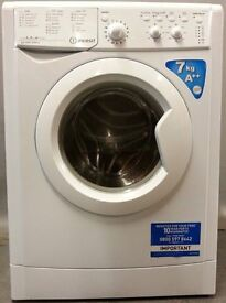 Indesit Washing Machine IWC71452/FS19652, 3 month warranty, delivery available in Devon/Cornwall