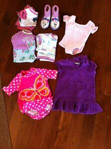 Girls Size 2T/24Month Clothing